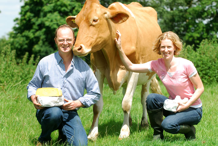 Dairy Farmer of The Future